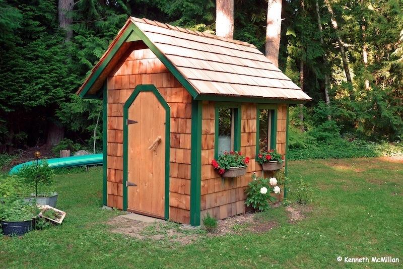 How To Build A Brick Pump House